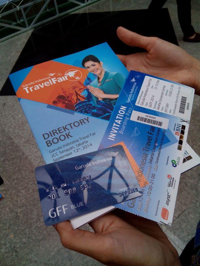 Ga bayar tiket masup kalo punya GFF, lumayan. Boarding pasnya ga bisa diganti CGK-SYD ya??