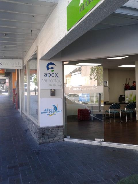 Kantor Apex Queenstown City