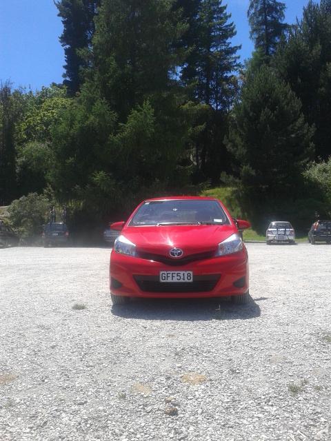 Mobil sewaan di NZ