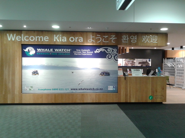 Kia Ora! Sampai juga di Christchurch International Airport, New Zealand