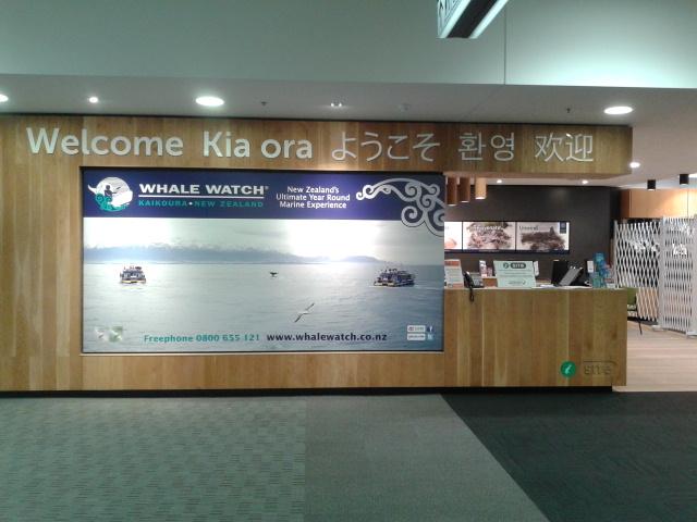 Kia Ora! Sampai juga di Christchurch International Airport, New Zealand