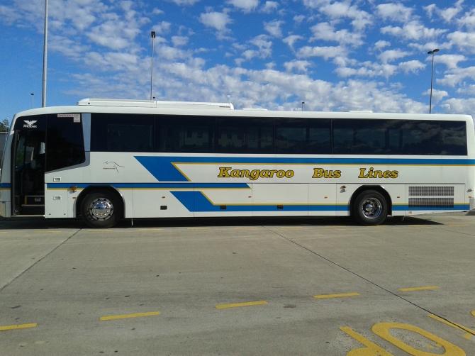 Bus ke Goldcoast