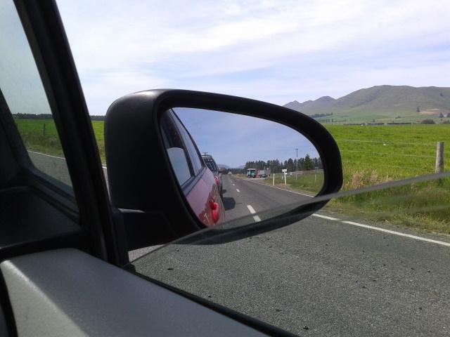 Pertama kali saya nyetir di NZ