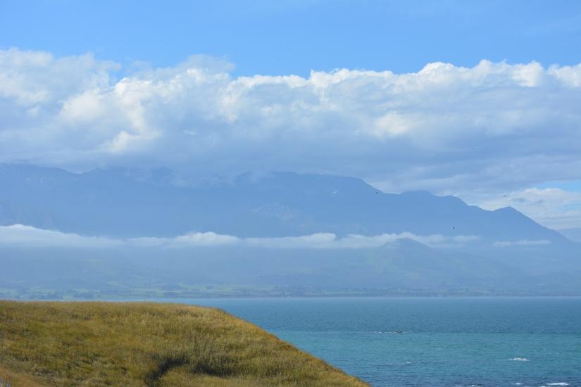 Where the mountains meet the sea