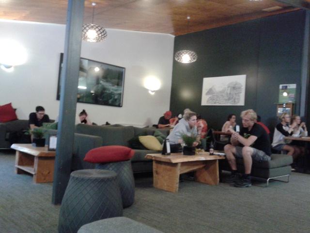 Tempat nongkrong di Milford Sound Lodge