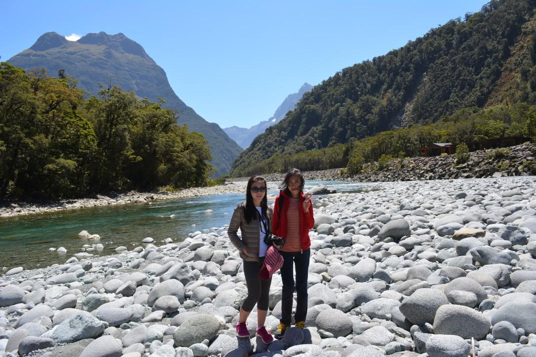 Anak ilang di NZ :-D
