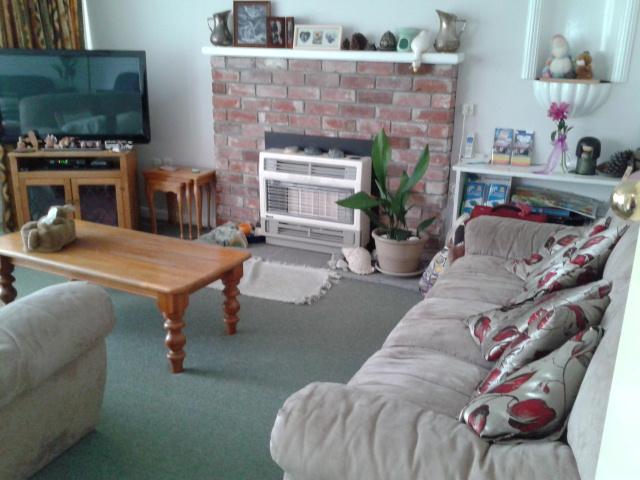 Rumah tante di Christchurch NZ (tantenya orang :-D )