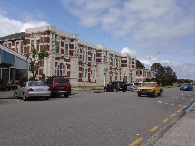 The cool little town, Hokitika