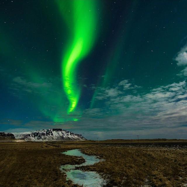 Penyemangat buat ekspedisi aurora :-) Foto dari @traveloverdose