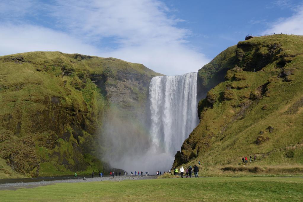 Masih di Islandia. Foto dari @traveloverdose