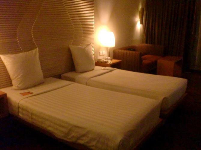 Kamar saya di hotel novotel di jawa tengah, gratisaaan