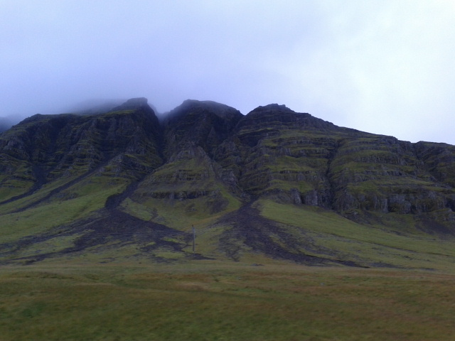 Islandia, 1 Oktober 2015