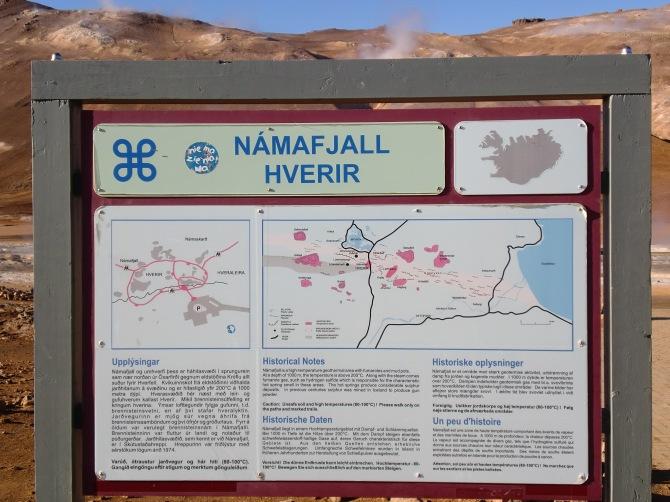 Informasi mengenai Namafjall
